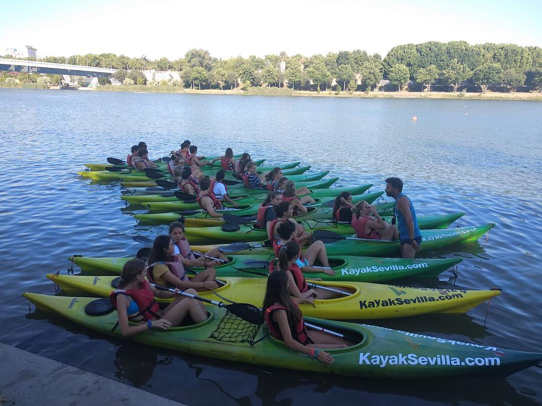 Svq Summer 2018 Episcopal High School Kayaking
