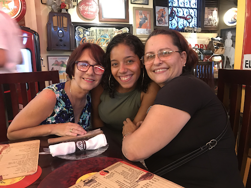 "Katherine Moronta Who Studied In Cuba Says ""nothing Better Than Having A Host Family That Made You Feel Like Home"""