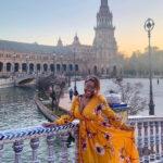 Svq Keosha Cosby 2019 Seville Intl Studies Usev Fall Semester