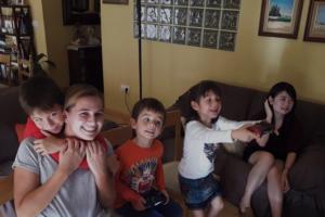 Host Family Interview Katie Kaelin