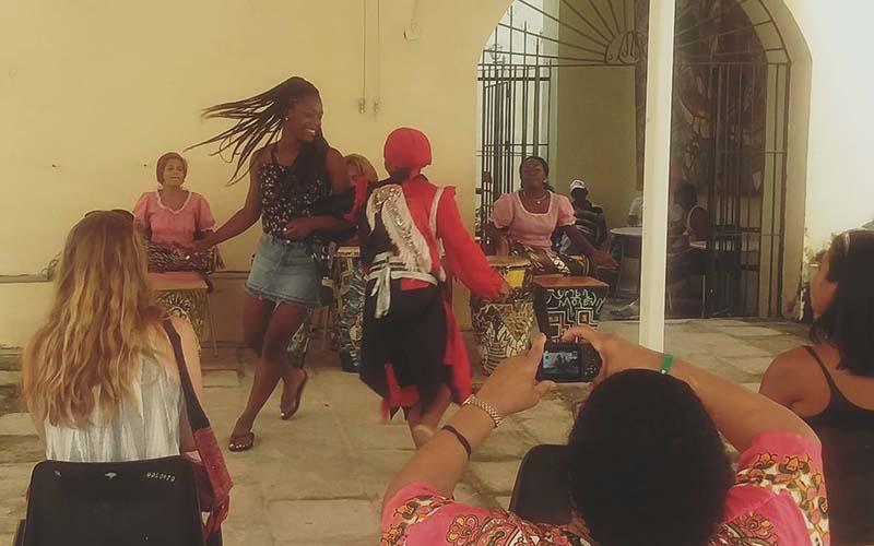 xula summer 2018 1 danza afrocubana