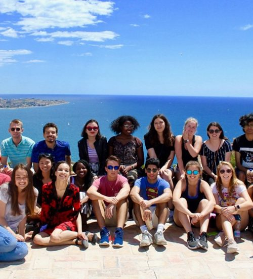 ALC - Summer 2019 - Duke University CP - group shot at the Castillo