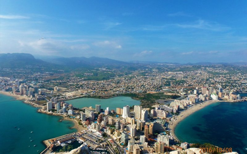 Alex Bartlow A Student's View Of Alicante