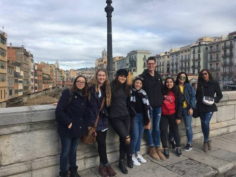 BCN - Spring 2018 excursion to Girona