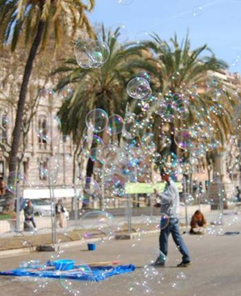 Barcelona By Angela Grubic Of Ithaca College800*500