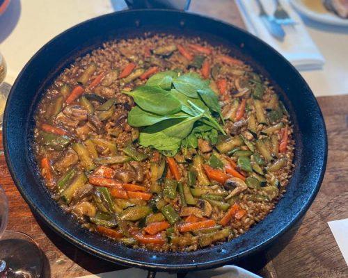 Medtierranean Gastronomy In Barcelona. Photo Credit Kelsey Toyoda