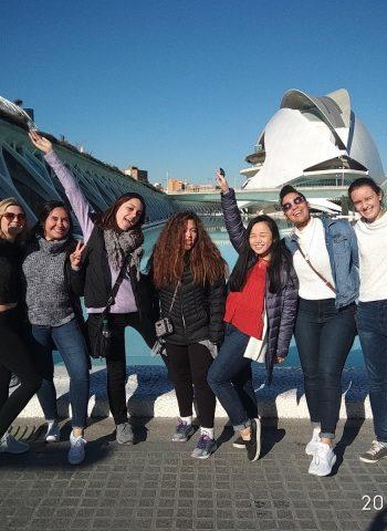 SSA Valencia trip