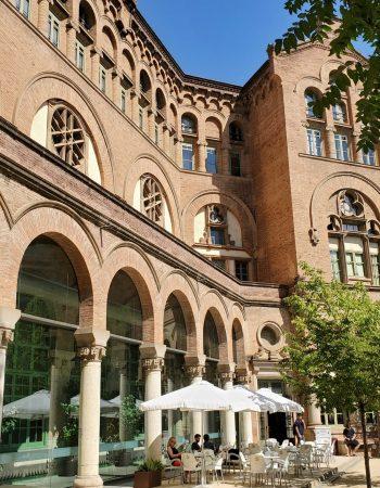 Universitat Autonoma De Barcelona (sant Pau Campus)